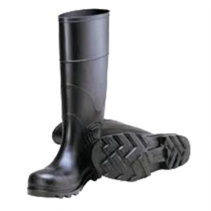 rubber steel toe boots