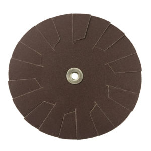 Overlap Slotted Disc