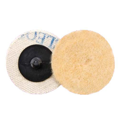 Locking-Type Polishing Discs