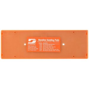 "2-3/4"" x 8"" Dynaline Dynabrade Back-Up Pad"
